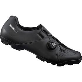 Shimano SH-XC3 Bike Shoes, black